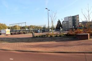 Station Utrecht Lunetten plein